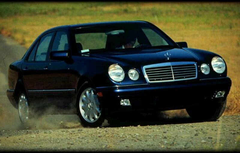 Mercedes benz e200 w210 фото